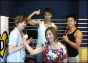 緒方龍一 現在 筋肉 画像 昔 若い頃 比較