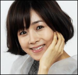 韓国女優のオセジョン