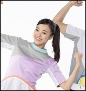 秋元杏月 新しい体操のお姉さん おかあさんと一緒