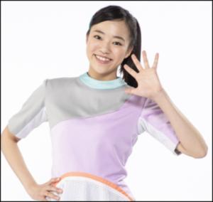 秋元杏月 初代体操のお姉さん おかあさんと一緒