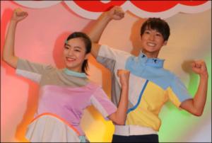 秋元杏月 体操のお姉さん おかあさんと一緒