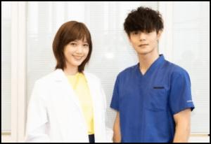 窪田正孝 本田翼 ラジエーションハウス ドラマ共演