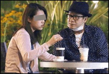 田原俊彦 デート相手 美女