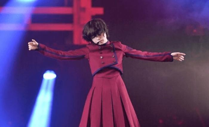 欅坂46 紅白歌合戦2019 不協和音
