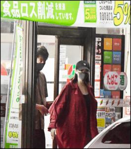 竹内涼真と三吉彩花のフライデー