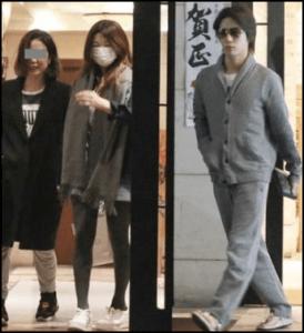 深田恭子と亀梨和也のフライデー