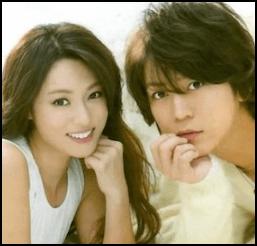深田恭子と亀梨和也はセカンド・ラブで共演