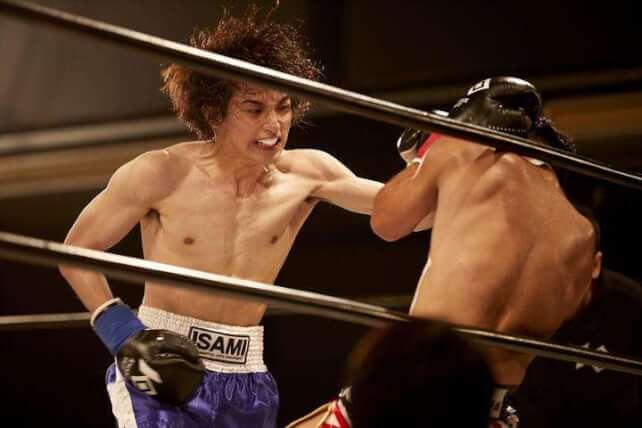 【画像】横浜流星の筋肉がヤバすぎる!